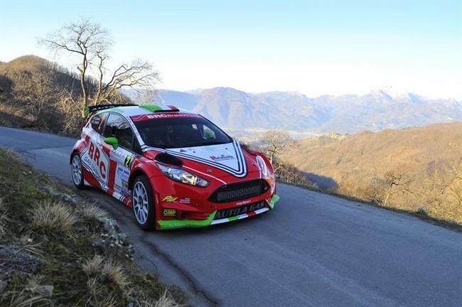 Basso rally Il Ciocco 2016