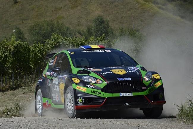 Simone Tempestini, Matteo Chiarcossi (Ford Fiesta R5 #14)