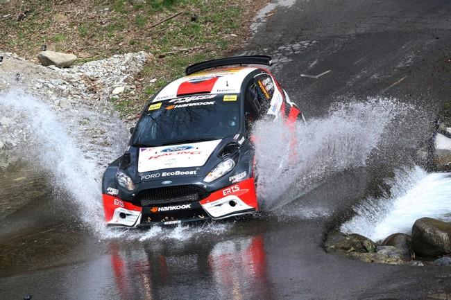 Baccega Rally Ciocco 2016