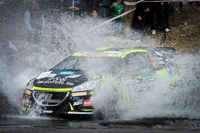 Michele Tassone pronto per il Rallye Sanremo