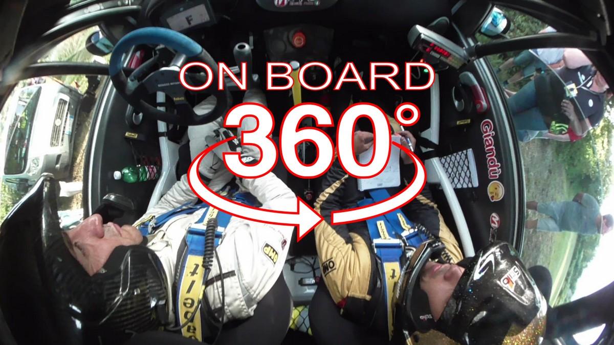 Camera Car in realtà virtuale, la MiTo Racing Team a 360° nel 2° RBL