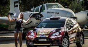 Fiesta WRC Al-Attiyah