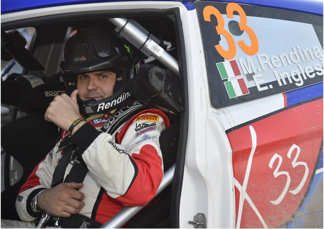 Max Rendina WRC2 2016