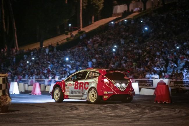 Prova Spettacolo Rally di Roma Capitale low
