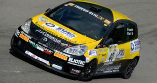 Il rally di Pico valido  per il Trofeo Renault R3
