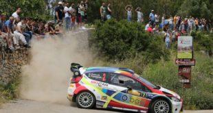Tobia Cavallini, Sauro Farnocchia (Ford Fiesta WRC #2)
