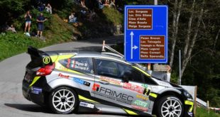 Marco Signor, Patrick Bernardi (Ford Fiesta WRC #2, Sama Racing A.S.D.)