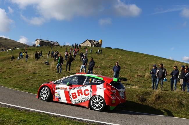 Giandomenico Basso, Lorenzo Granai (Ford Fiesta R R5 #1, Movisport)